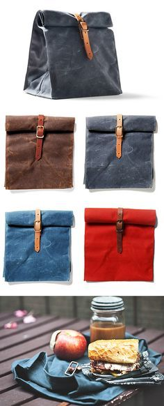 Kaufmann Mercantile : Waterproof Lunch Bag