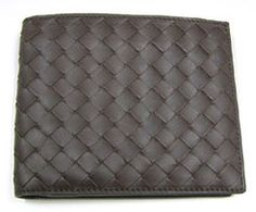(1) Bottega Veneta - Classici - 113993V46512040 (263,50€) #bottegaveneta #wallet #man #classic #collection #calfleather #brown #fashion #cool
