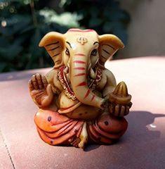 4fb4f0e2fda 7 Best Hindu God Ganesha Car DashBoard Decor Statues And Sculptures ...