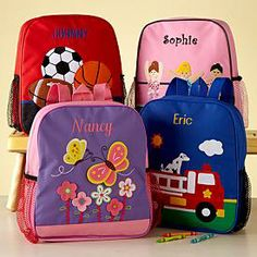 I got my 3yr old daughter one of these for her to start pre-k this yr, she loves it and it is made great!! very cute