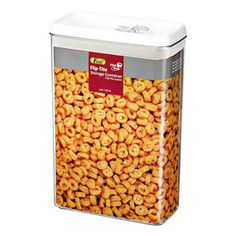 149-oz Felli® Flip-Tite Food Storage Rectangular Canister