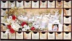 *The Dusty Attic* Advent Calendar - Scrapbook.com