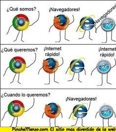 Resultado de imagen para meme que somos navegadores