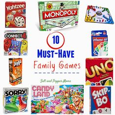 10 Must Have Family