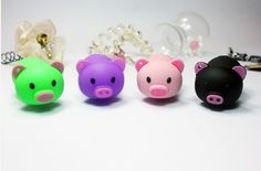 4-32GB New mini cute pig model usb 2.0 memory stick flash pen drive freeshipping