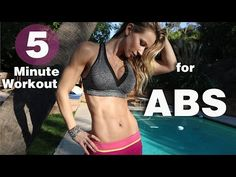 Follow The Instruction By This Video For Getting Abs In 5 Minute Workout (NSFW) - 9GAG.tv