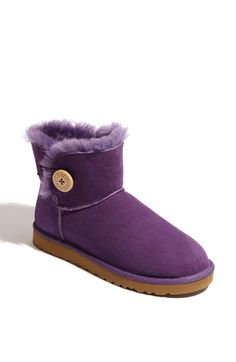 UGG® Australia 'Mini Bailey Button' Boot available at #Nordstrom