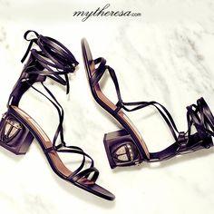 Schuh Must-Haves für den Sommer von @mytheresacom jetzt auf dem Blog!