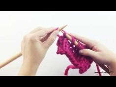 How to knit decreases (part I) - Learn to knit