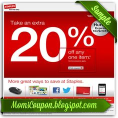 Staples.ca coupons online