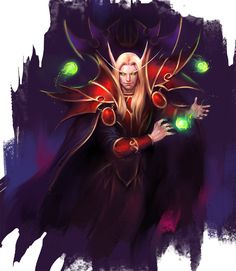 Kael'thas Sunstrider by yy6242 on DeviantArt