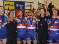 Western Bulldogs, Great Team, Red White Blue, Football Team, Fans, Club, Sport, History, Deporte