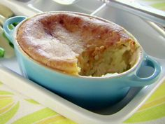 Individual Chicken Pot Pies Recipe : Trisha Yearwood : Food Network - FoodNetwork.com