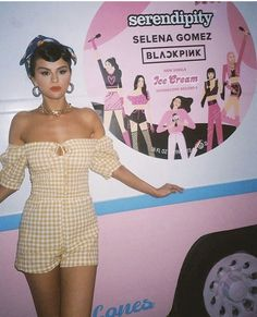 Selena Gomez Selena Gomez, Ice Cream Music, Ice Cream Flavors, Old Love, Celebs, Celebrities, Just Go, We Heart It, Marie