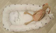 #repost @modakidz_finland -  Cute babynest for a cute baby!  #modakidz_finland #babynest #babybett #unipesä #vauvapesä #sytillbebis #ompeluelämää #lastenvaatekarnevaali #helsinki