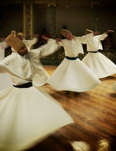 Sufi whirling by Roy Cheung Photography, via Flickr