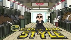 Gangnam Style (강남스타일) - PSY.  If you are looking for a high energy introduction with 1.2 billion YouTube views, then you've found the perfect song!