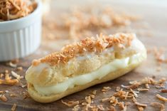 One of my favourites are eclairs and I have made them in the past and love them as they are so delicious so when I came across this recipe for coconut rum eclairs I was …