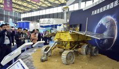 China Sends Its First Rover To The Moon -  [Click on Image Or Source on Top to See Full News]