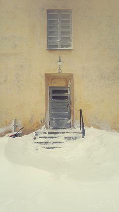 Helsinki Helsinki, Scandinavian Countries, Winter, Abandoned, Cool Pictures, Zen, Scenery, Shell, Windows