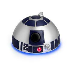 Star Wars R2-D2 Bluetooth Speakerphone | ThinkGeek