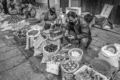 https://flic.kr/p/Gfsb54 | Street Market - Suzhou China | Canon EOS 700D