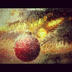 Christmas Ornament by BeadShopp on Etsy, $70.00