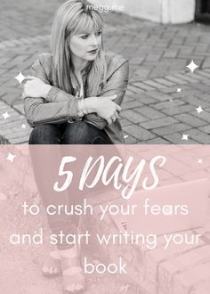 FREE E-MAIL COURSE: This course will help you finally start writing that book you've been dreaming of.