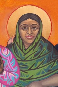 Alexandrian Washerwoman: (4th century) To the desert fathers and mothers, the founders of monasticism in the 4th and 5th centuries, an anonymous ordinary woman praying ceaselessly at her work, represents the holiness of all that is ordinary and routine. (July 29) http://www.saintgregorys.org/saints-by-name.html