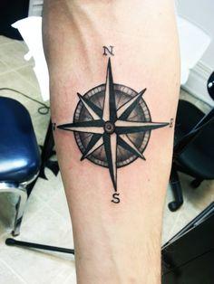 classic compass tattoo - Recherche Google