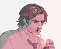 If you haven't played The Wolf Among Us, read Fables, or any of its additional series', please do so. Fables Comic, Character Art, Character Design, Character Inspiration, The Wolf Among Us, Big Bad Wolf, Fire Emblem, Fantasy Creatures, Werewolf