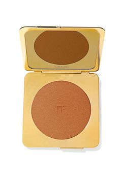 "TIlbury is obsessed with this super-finely-milled bronzing powder — and promises that it's totally worth the investment. ""Everyone looks better when they have come back from holiday, and this gorgeous powder is perfect for faking that look,"" she says. ""This powder has the perfect tiny hint of shimmer. Apply it all over the skin with a fluffy brush for the ideal amount of glow."""
