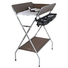 Mural Of Foldable Changing Table For Baby