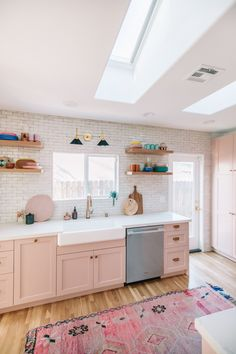 The Mindwelling: Our Kitchen Reveal! – Studio DIY – Home Renovation Layout Design, Design Hall, Home Design, Design Ideas, Design Trends, Architecture Renovation, Home Renovation, Knoxhult Ikea, Diy Kitchen