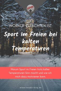 Manch einer verweigert es ganz, sich im Winter bei kalten Temperaturen im Freien sportlich zu betätigen. Aber ich sage euch, ihr verpasst so viel. Aber wie schaffe ich es, mich selbst bei ekligem, unangenehmen Wetter aufzuraffen?  #Abwehrkräfte #Fitness #Immunsystem #Joggen #Sport #Winter