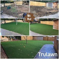We've given this area at St. Swithun's CE School in Oxford a big makeover so that it can be used all year round as a sloped artificial grass lawn. Artificial Grass Carpet, Artificial Grass Installation, Artificial Turf, St Swithuns, Fake Turf, Sloped Yard, Ground Covering, Mud Run, Small Backyard Patio