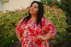 "I'm feeling like ""Walking Art"" and it was great! Go to my BLOG for DETS.   @LucieLu dress from my @gwynniebee subscription.   #BBWGeneration #LucieLu #GwynnieBee #PlusSize #Fashion #PSBlogger #BlogsByLatinas #LatinaBlogger #FBlogger #LBlogger #LLBlogger #BlogsyByLatinas #curves #curvas #FATshion #Fashion #Petite #BBW #Latina #effyourbeautystandards #Giving40HELL"