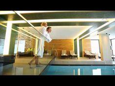 Wellness pur: Europas einziges waldSPA im Hotel Forsthofgut inmitten der Leoganger Steinberge.