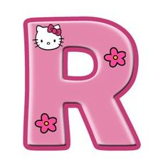 R is for Regina! Kitty Images, Hello Kitty Pictures, Hello Kitty Invitation Card, Anniversaire Hello Kitty, Hello Kitty Imagenes, Hello Kitty Themes, Hello Kitty Birthday, Hello Kitty Collection, Party