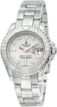 Cartier Women's Rolex Yacht-Master Watch...Hubby will buy me one day.