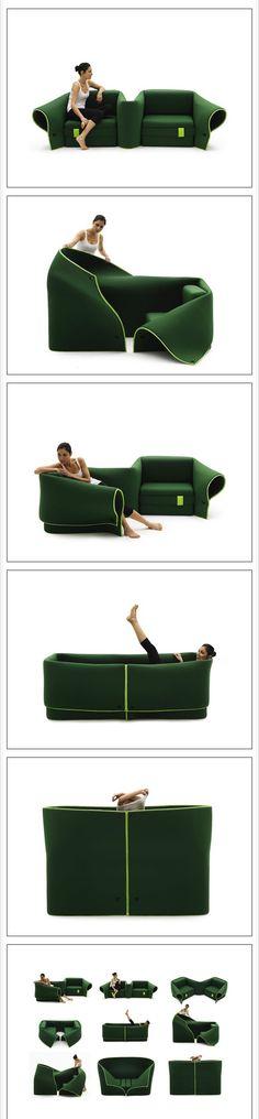 chameleon sofa