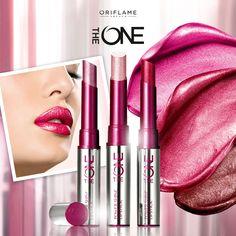 ¡Nuestro labial Powershine viene recargado y es 50% más brillante que un labial común! Contiene perlas que reflejan la luz y FPS 12, otorgándote destellos y protección al mismo tiempo. ¡Atrévete y brilla! #OriflameTheOne  #maquillaje #MakeUp