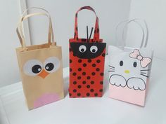 Paper Shopping Bag, Reusable Tote Bags, Decor, Decoration, Decorating, Dekorasyon, Dekoration, Home Accents, Deco