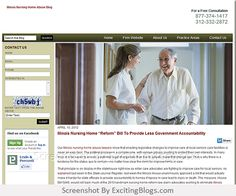 Illinois Nursing Home Abuse Blog :: Published by Chicago, Illinois Nursing Home Abuse Lawyers Levin & Perconti - Click to visit blog:  http://1.33x.us/Ix63k7