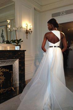Romona Keveza - New York Bridal Market - Spring 2015 www.coutureweddingstudio.com