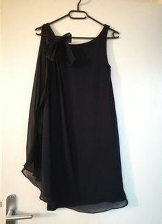 À vendre sur #vintedfrance ! http://www.vinted.fr/mode-femmes/robes-chics/27543259-robe-naf-naf-bleue-voile