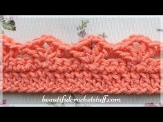 Crochet Borders – Top 5 Free Patterns | Beautiful Crochet Stuff