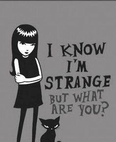 Emily the Strange                                                                                                                                                     More
