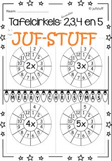 Juf-Stuff: Groep 5/6 Teaching Activities, Fun Learning, Multiplication Tricks, 3rd Grade Math, Play To Learn, School Hacks, Math Worksheets, Math Classroom, Kids House