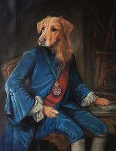 At last the painting is finished. What a handsome guy! Remy In Blue Velvet Velvet Painting, 3d Fantasy, Encaustic Art, Animal Heads, Dog Paintings, Dog Portraits, Pet Clothes, Blue Velvet, Dog Art
